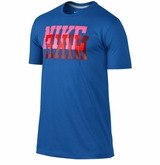 Nike Battle Block Sr. Short Sleeve Tee Shirt