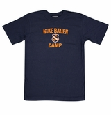 Nike Bauer Camp Jr. Short Sleeve Tee