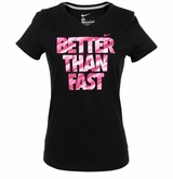 Nike Better than Fast Girl's Short Sleeve T-Shirt