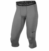 Nike Pro Combat Yth. 3/4 Compression Tights