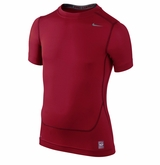 Nike Core Compression Yth. Short Sleeve Top