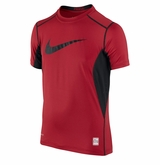 Nike Core Fitted Yth. Short Sleeve Top