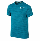 Nike Dri-Fit Touch Yth. Shortsleeve Training Shirt
