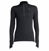Nike Element Half-Zip Women's Long Sleeve Top