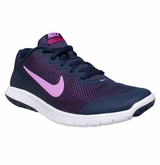 Nike Flex EXP 4 Women's Shoe - Midnight Navy/Obsidian/Fuchsia