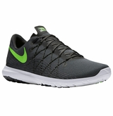 Nike Flex Fury 2 Men's Training Shoes - Anthracite/Gray/Green