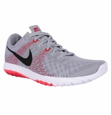 Nike Flex Fury Men's Training Shoe - Wolf Gray/University Red/Black
