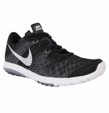 Nike Flex Fury Women's Training Shoes - Black/Wolf Gray/White