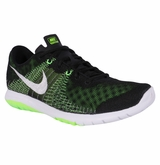 Nike Flex Fury Yth. Training Shoe - Black/Volt/Flash Lime