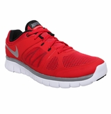 Nike Flex Run Boy's Training Shoes - University Red