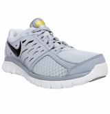 Nike Flex Run Men's Training Shoes - Platinum/Light Gray/Black