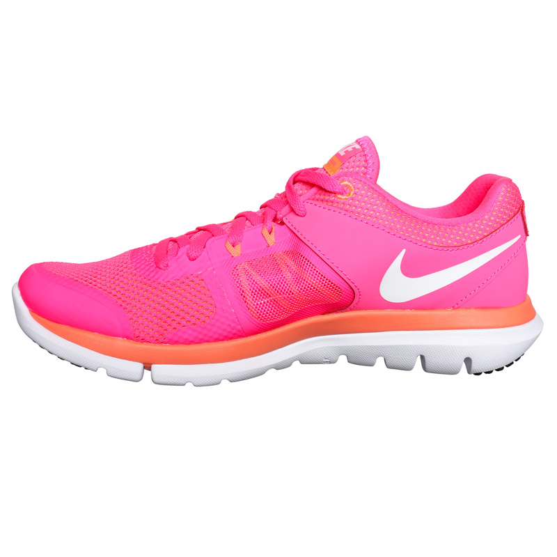 Model Nike Free 5.0 TR FIT 4 Printed Womens Running Shoes Pink/White UK Online Store