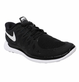 Nike Free 5.0 Men's Training Shoes - Black/Anthracite/White