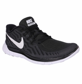 Nike Free 5.0 Men's Training Shoes - Black/Dark Gray/Cool Gray