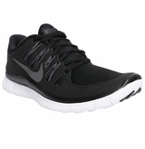 Nike Free 5.0+ Men's Training Shoes - Black/Dark Gray/Dark Gray