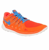 Nike Free 5.0 Men's Training Shoes - Crimson/White/Blue