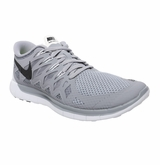 Nike Free 5.0 Men's Training Shoes - Gray/Black