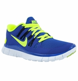 Nike Free 5.0+ Men's Training Shoes - Hyper Blue