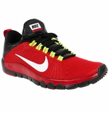 Nike Free 5.0 Men's Training Shoes - Red/White