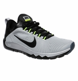 Nike Free Trainer 5.0 Men's Training Shoes - Silver/Black