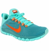Nike Free Trainer 5.0 Men's Training Shoes - Turquoise/Crimson