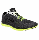 Nike Free 5.0 TR Mezzo Fit Women's Training Shoes - Ash/Volt