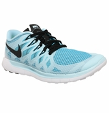 Nike Free 5.0 Women's Training Shoes - Blue/Black