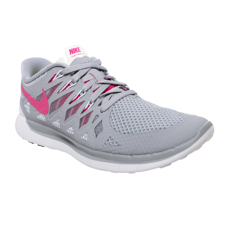 nike free 5 0 s shoes gray pink