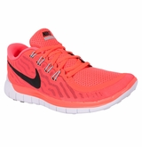 Nike Free 5.0 Women's Training Shoes - Hot Lava/Lava Glow/Bright Crimson