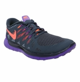 Nike Free 5.0 Women's Training Shoes - Magnet Gray