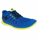 Nike Free 5.0 Youth Training Shoes - Hyper Cobalt/Navy/Black