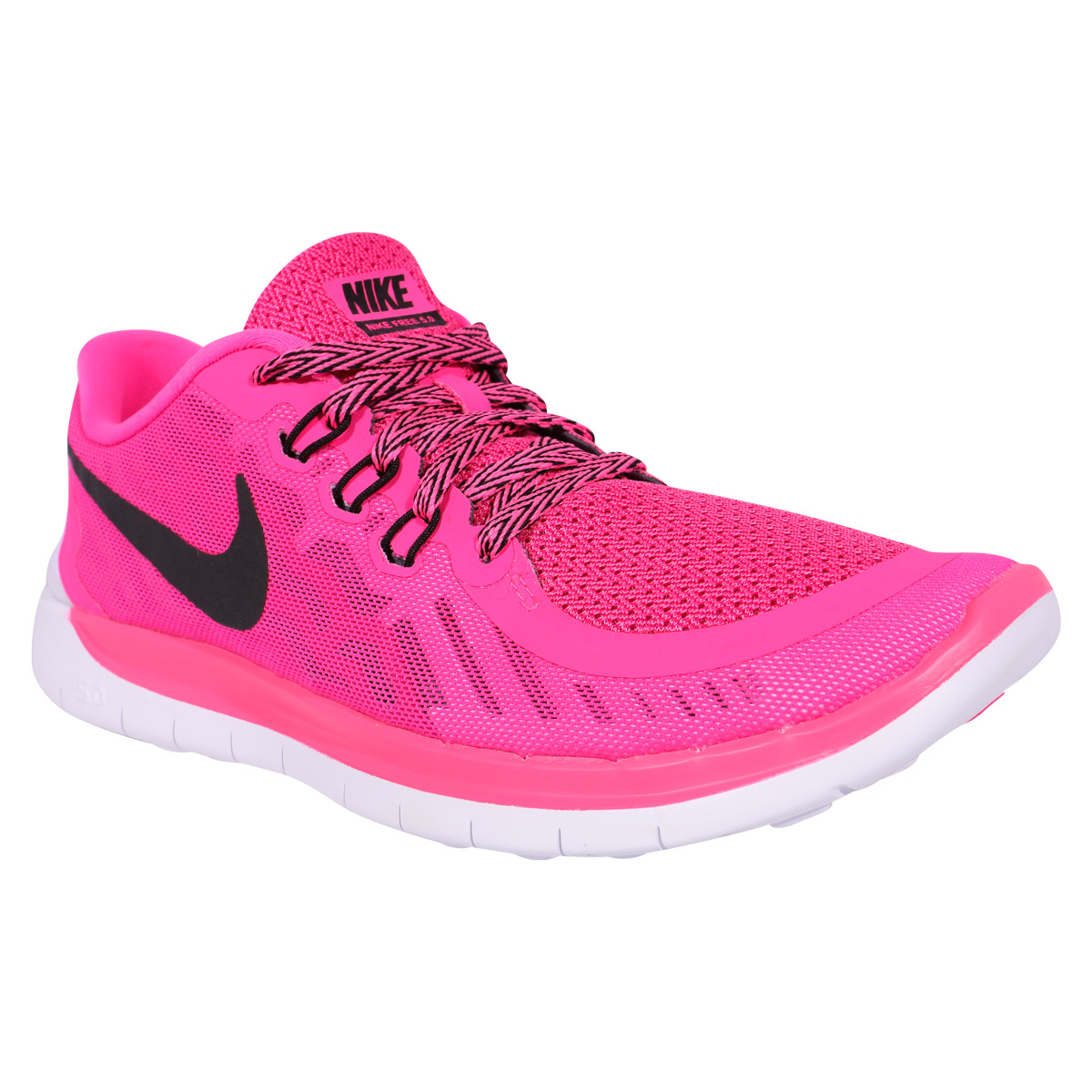 nike free 5 0 youth shoes pink pow black