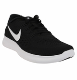 Nike Free RN Men's Running Shoe - Black/Anthracite/White