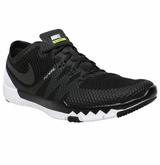Nike Free Trainer 3.0 V3 Men's Training Shoes - Black/White