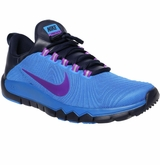 Nike Free Trainer 5.0 Men's Training Shoes- Blue/Grape