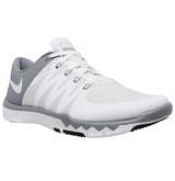 Nike Free Trainer 5.0 V6 Men's Training Shoes - White/Gray/Platinum