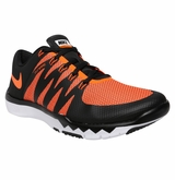 Nike Free Trainer 5.0 V6 Men's Training Shoes - Orange/Gray/Volt