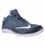 Nike FS Lite Run 2 Women's Training Shoes - Graphite/Lakeside/White