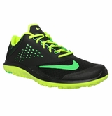 Nike FS Lite Run Men's Training Shoes - Black/Volt/Poison Green