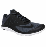 Nike FS Lite Run Men's Training Shoes - Gray/White/Black