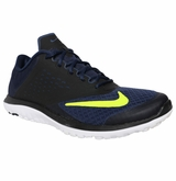 Nike FS Lite Run Men's Training Shoes - Navy/Black/Volt