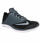 Nike FS Lite Run Women's Training Shoes - Black/Dark Gray
