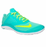 Nike FS Lite Run Women's Training Shoes - Turquoise/Volt