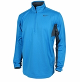 Nike Grid Half Zip Long Sleeve Sr. Sweatshirt
