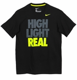 Nike High Light Real Yth. Tee Shirt