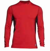 Nike Hyperwarm Fitted Mock Sr. Long Sleeve Shirt