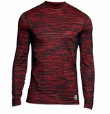 Nike Hyperwarm Mock Hypercamo Sr. Long Sleeve Shirt