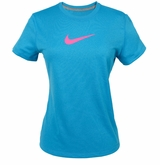 Nike Legend Girl's Short Sleeve Shirt
