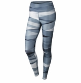 Nike Legend Ribbon Wrap Women's Tights - Black/Blue