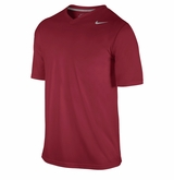 Nike Legend V-Neck Sr. Short Sleeve Tee Shirt